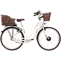 "Fischer ER 1804 E-Bike, beige, 28"""