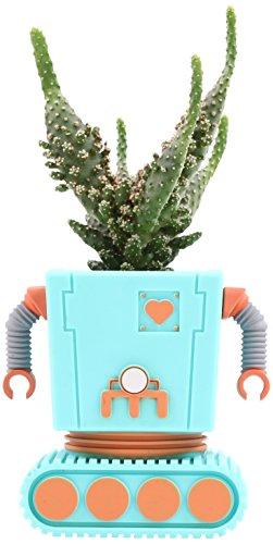 Roboter,Übertopf,Pflanze,Blume,Planterbot