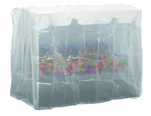 Sienagard4 542288 Housse pour Balançoire Tissu/Polyester/Transparent