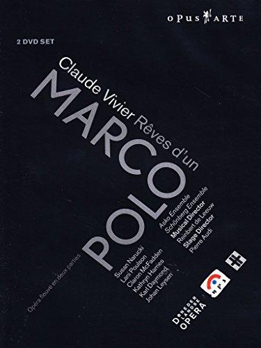Vivier - Rèves d'un Marco Polo [2 DVDs] [Reino Unido]