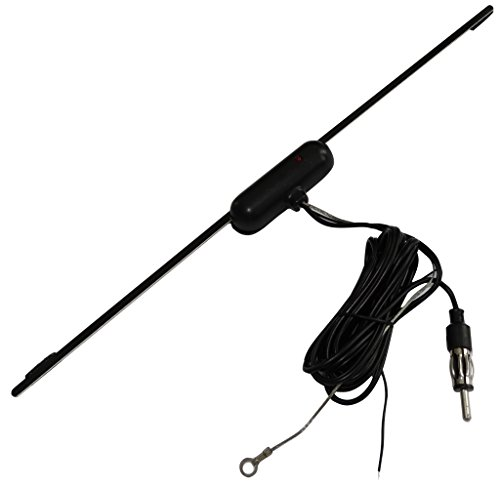 AERZETIX: Antena amplificador interior autoadhesivo