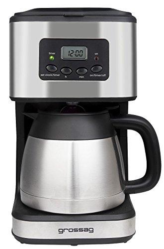 Grossag KA 47.17Machine à café, 1, 2L, 900W