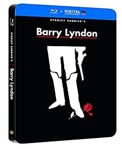 Barry Lyndon - Édition Limitée SteelBook - Blu-ray [Blu-ray + Copie digitale - Édition boîtier SteelBook]