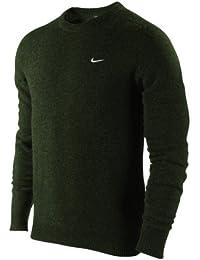 Nike AW77 FT Crew Shoebox Top Sweatshirt Blue Black 823872 480 ab726857b8