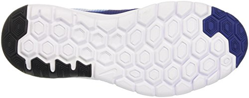 Nike Flex Experience 5 (Gs), Chaussures de Running Entrainement Garçon Bleu (Deep Royal Blue/photo Blue/black/white)