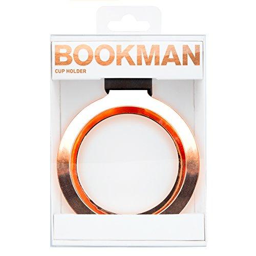 Bookman Fahrrad Becherhalter Cup Holder Copper, 351