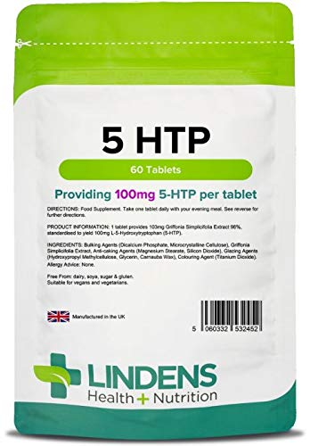 Lindens 5 HTP 100mg | 60 Tabletten -