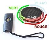 Feu LED Navigation Solaire 360° Multifonction avec Télécommande Bateau, 115mm