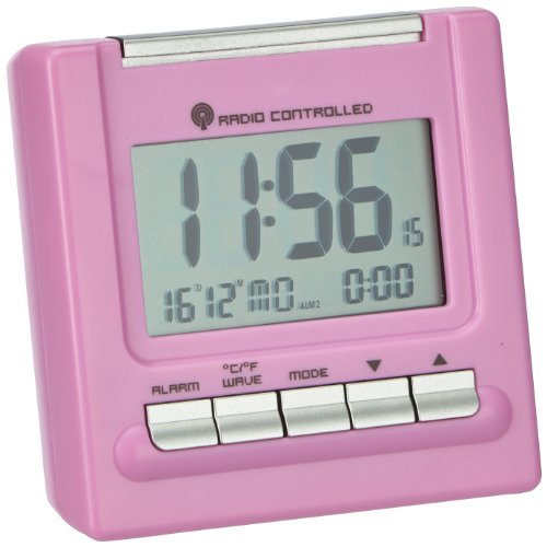 TFA 98.1087.12 Bergamo - Despertador controlado radio