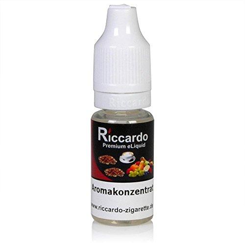 Riccardo Aromakonzentrat Wassermelone, zum Mischen mit Basisliquid für e-Liquid, 10 ml, 0,0 mg Nikotin