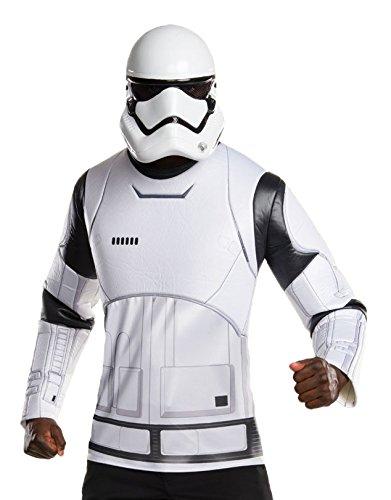 Rubie' s Costume Ufficiale Star Wars Stormtrooper Maglia e maschera per adulti, misura standard