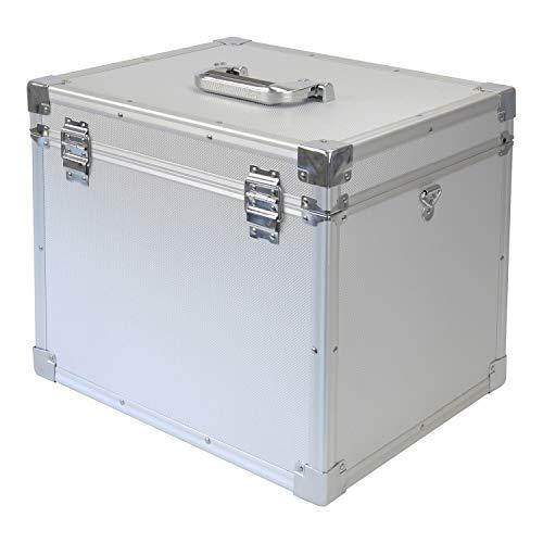 HMF 14802-02 Putzbox, Alu Aufbewahrungsbox, Universalkoffer, 41 x 33 x 36 cm - 5