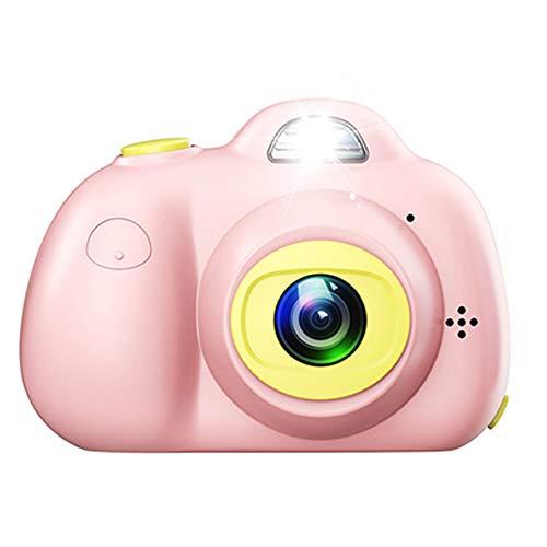 Steellwingsf Kinder Mini Digital SLR Sport Dual Lens Kamera Spielzeug Video Foto Recorder Geschenk Rosa Bosch Digitaler Video-recorder