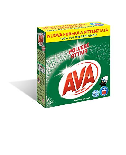Ava Polvere Attiva 40 Misurini - 2.6 Kg