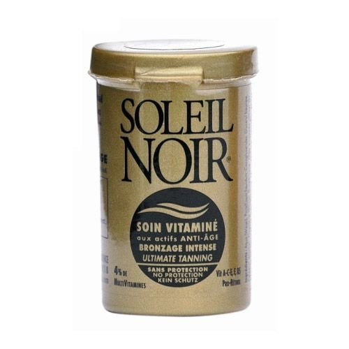 Soleil Noir - Soleil Noir Soin Vitamine Sans Filtre Creme Solaire - Unique