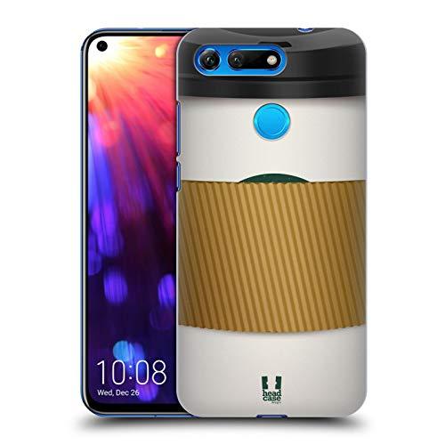 Head Case Designs Ärmel Kaffeetassen Harte Rueckseiten Huelle kompatibel mit Huawei Honor View 20 / V20