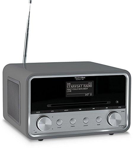 TechniSat DigitRadio 580 DAB+ und Spotify Connect anthrazit - 5