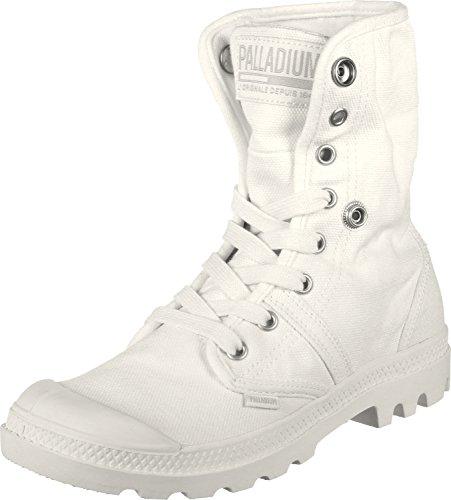 Palladium Damen Pallabrousse Baggy Hohe Sneaker Weiß