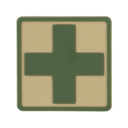 Helikon Medical Cross Patch Khaki