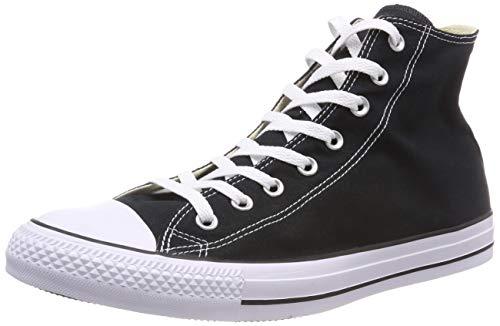 Converse All Star Hi Homme Baskets Mode Noir