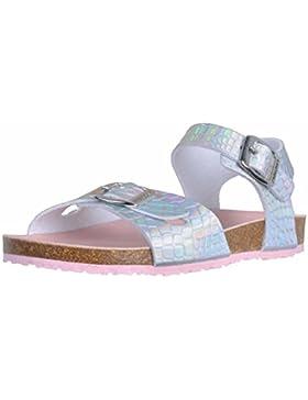 Sandalias y chanclas para ni�a, color Plateado , marca PABLOSKY, modelo Sandalias Y Chanclas Para Ni�a PABLOSKY...