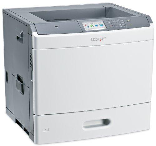 Lexmark C792de Imprimante couleur recto-verso laser Legal, A4 2400 ppp x 600 ppp jusqu'à 47 ppm (mono) / jusqu'à 47 ppm (couleur) capacité : 650 feuilles USB, 1000Base-T, USB pour impression directe