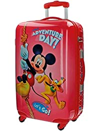 Disney Adventure Day Equipaje Infantil, 53 Litros, Color Rojo