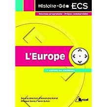 Géodynamique continentale de l'Europe