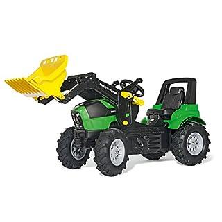 rolly toys 710133 Agrotron mit Luftbereifung und Loader