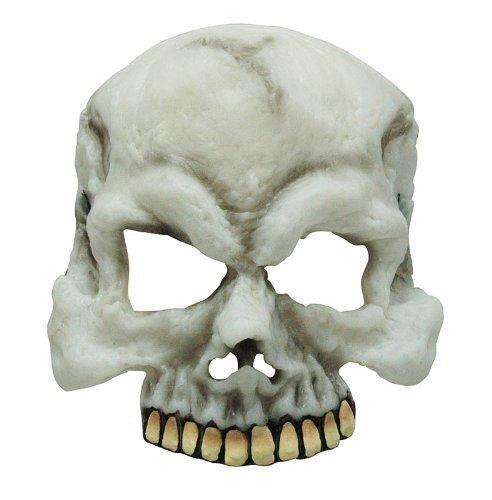 Skull Mask Face Glow In Dark Skull Skeleton Face Gespenst Halloween Fancy Dress (Dress Online Shops Fancy)