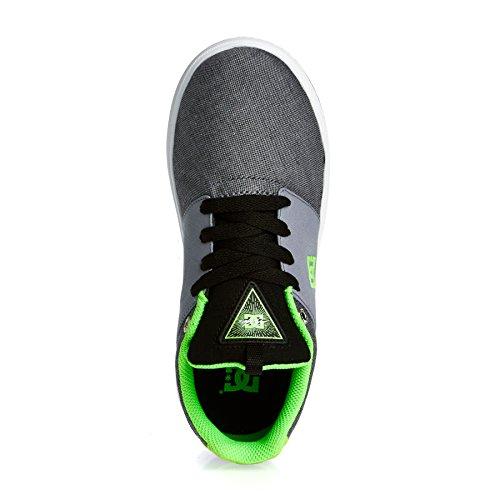 DC Shoes Cole Signature TX SE - Chaussures basses pour garçon ADBS100132 Gris