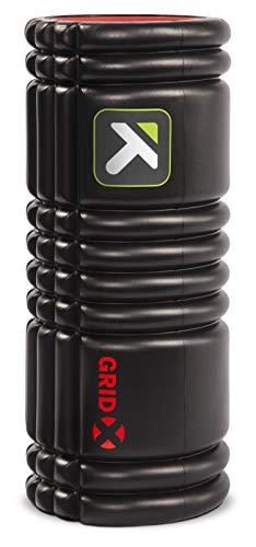 Trigger Point Performance Grid - Rodillo para automasaje, Color Negro