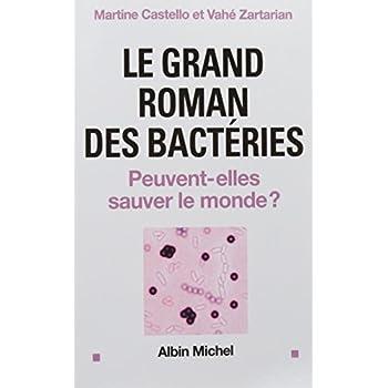 Le Grand roman des bactéries: Peuvent-elles sauver le monde ?