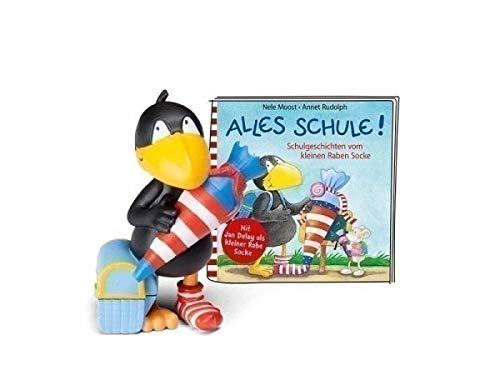 tonies Hörfigur Der kleine Rabe Socke für die Toniebox: Alles Schule!