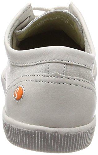 Softinos Tom Smooth, Sneaker Uomo Bianco
