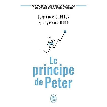 Le principe de Peter (Développement personnel t. 12316)