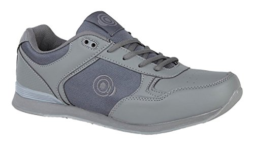 Dek  Dek, Herren Bowling- & Kegelschuhe 36 2/3 Grey - Lace (Mens)