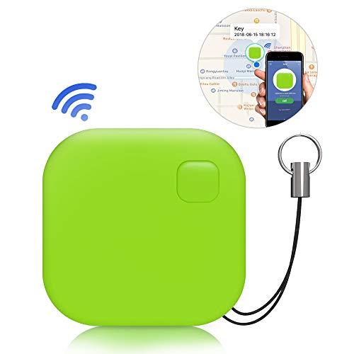 tame Wireless Key Finder mit Bluetooth App Anti-Lost Tracker  Bidirektionaler Alarm für Schlüssel, Portemonnaie, Handy, Kind, Haustiere für iOS und Android ()
