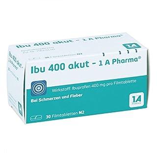 Ibu 400 akut 1A-Pharma Tabletten, 30 St.