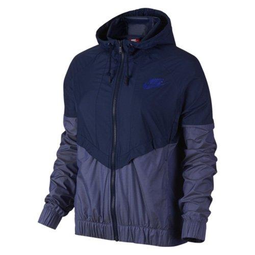 Nike Windrunner Veste pour femme Bleu - Obsidian/Tiefes Königsblau