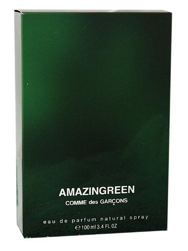 Comme des Garcons Amazin Eau de Parfum Spray, Green, 100ml/3.4oz