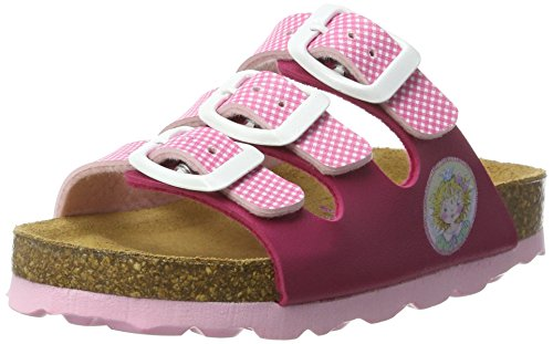 Prinzessin Lillifee 500245, Mules Fille Rose
