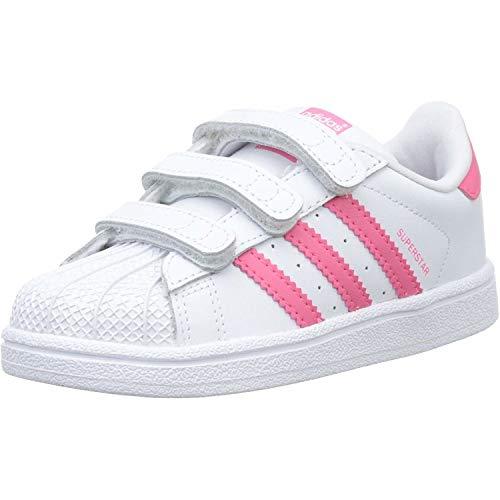 best service e07d5 0ce42 adidas Superstar CF C, Chaussures de Fitness Mixte Enfant, Blanc (Blanco  000)