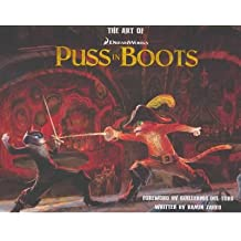 The Art of Puss in Boots (Hardback) - Common