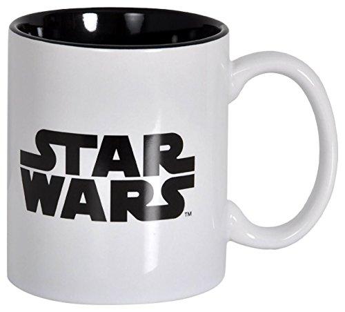 SD Toys SDTSDT89334 - Taza de ceramica, diseño Star Wars, color blanc