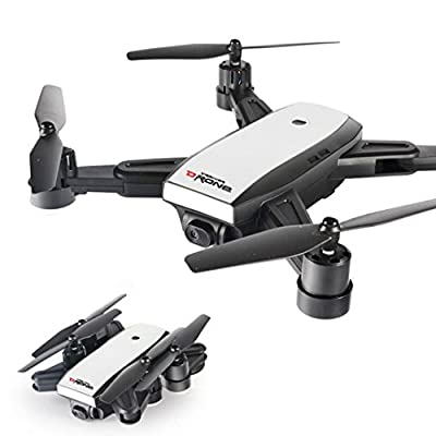 Bovake RC Quadcopter ? Portable Foldable Wifi FPV Drone | Selfie Drone/LH-X28GWF Dual GPS FPV Quadcopter with 1080P HD Camera Wifi Headless Mode