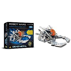 Juego de construcción de Robot Wars - Metal Muerto