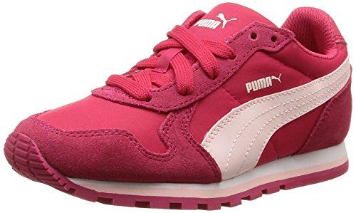 Puma Unisex-Kinder St Runner Nl Jr Low-Top Pink (rose red-pink dogwood 10)