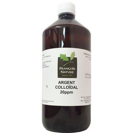 Argent Colloïdal 20ppm500 ml.