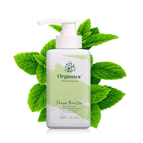 GGWAL 100% Sicher Für Das Haar 300Ml Organica Nice Semll Jasminform Booster Keratin Deep Repair Damaged Hair Treatment - Hydrating Shampoo Jasmin